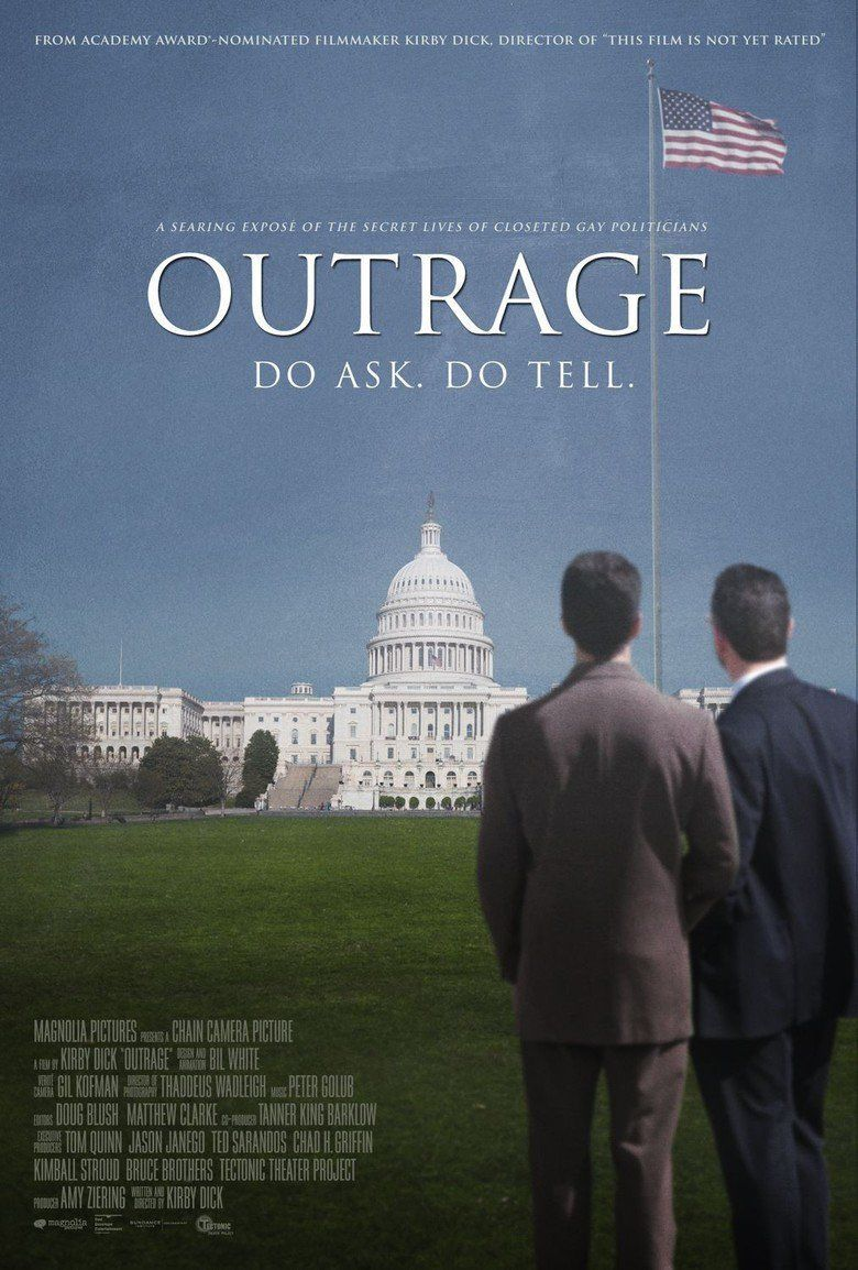 Outrage (2009 film) movie poster