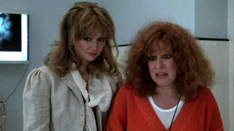 Outrageous Fortune (film) movie scenes
