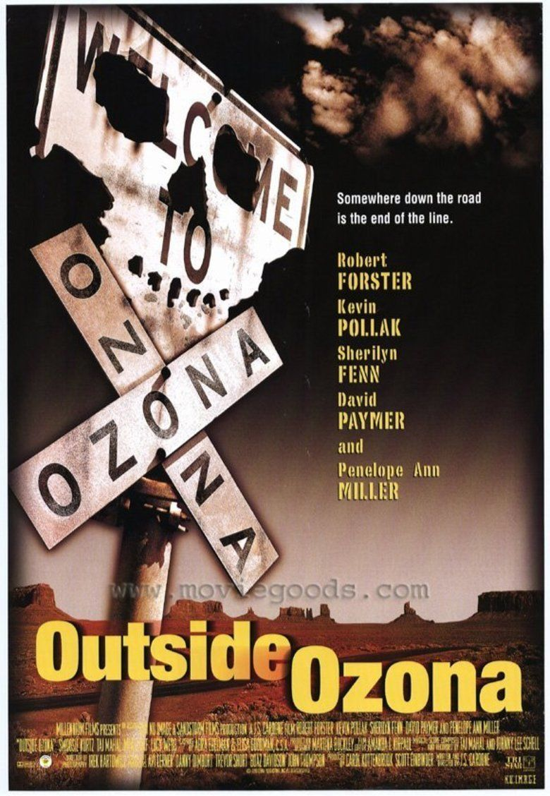 Outside Ozona movie poster