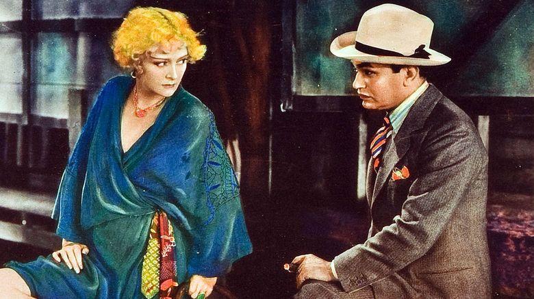 Outside the Law (1930 film) movie scenes