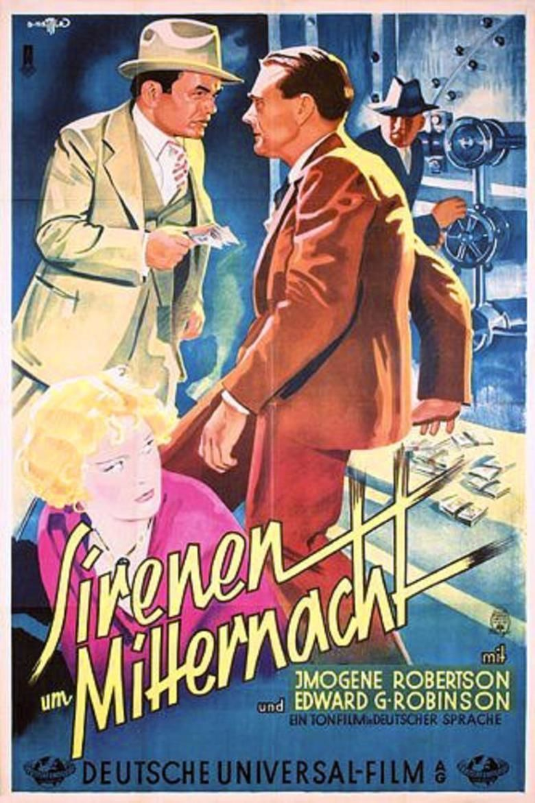 Outside the Law (1930 film) movie poster