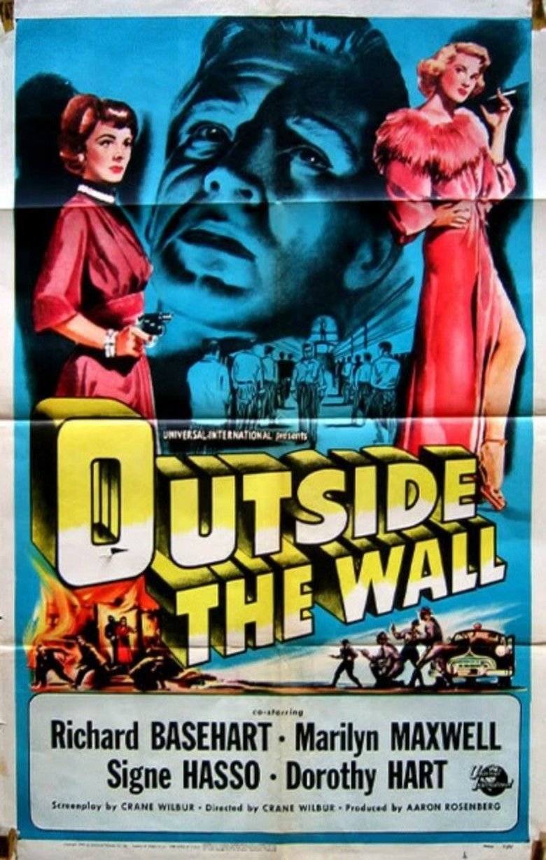 Outside the Wall (film) movie poster