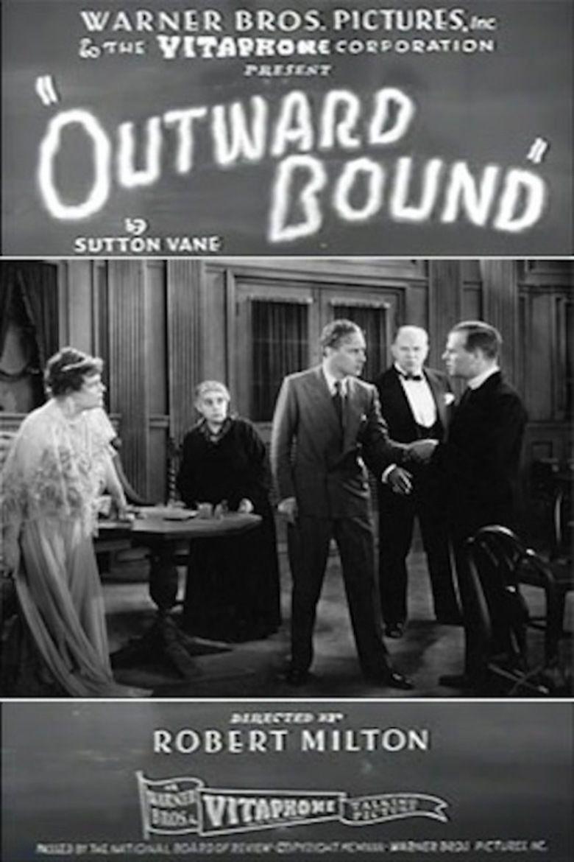 Outward Bound (film) movie poster