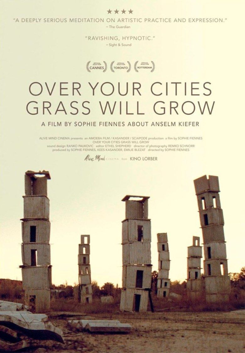 Over Your Cities Grass Will Grow movie poster