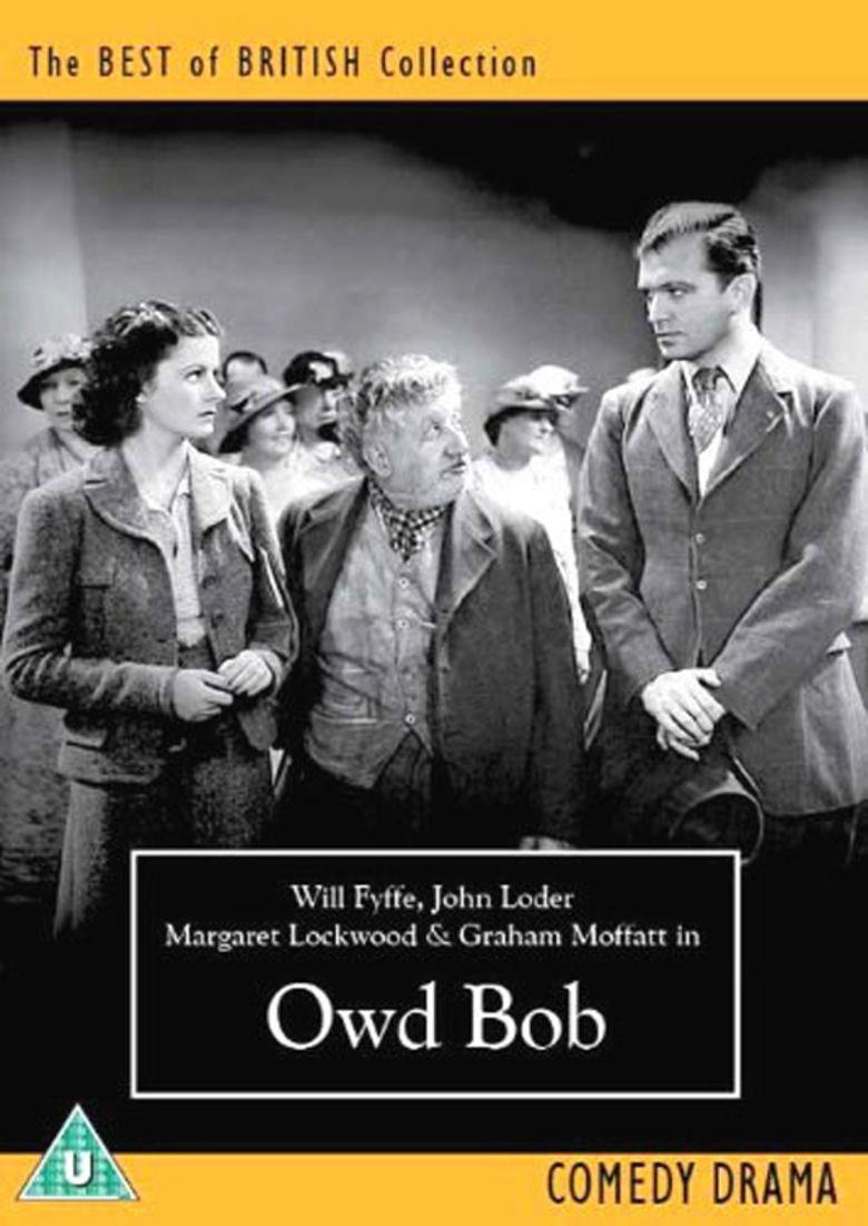 Owd Bob (1938 film) movie poster