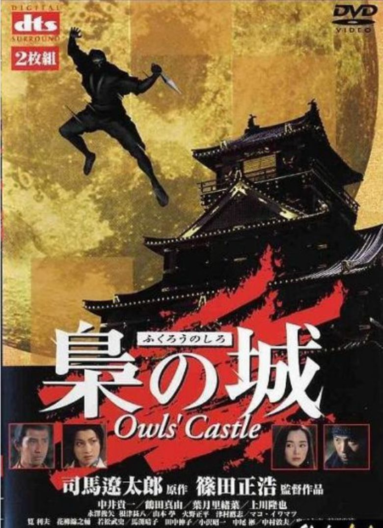 Owls Castle movie poster