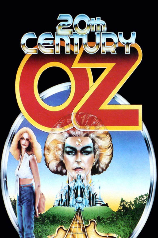 Oz (1976 film) movie poster