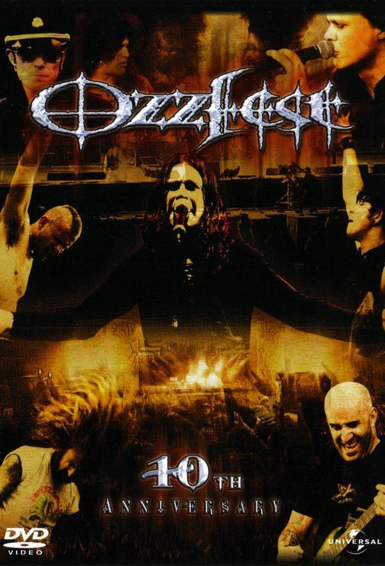Ozzfest: 10th Anniversary movie poster