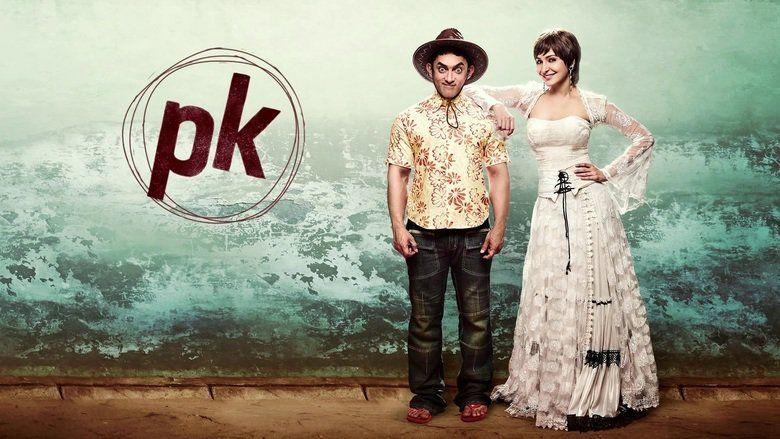 PK (film) movie scenes