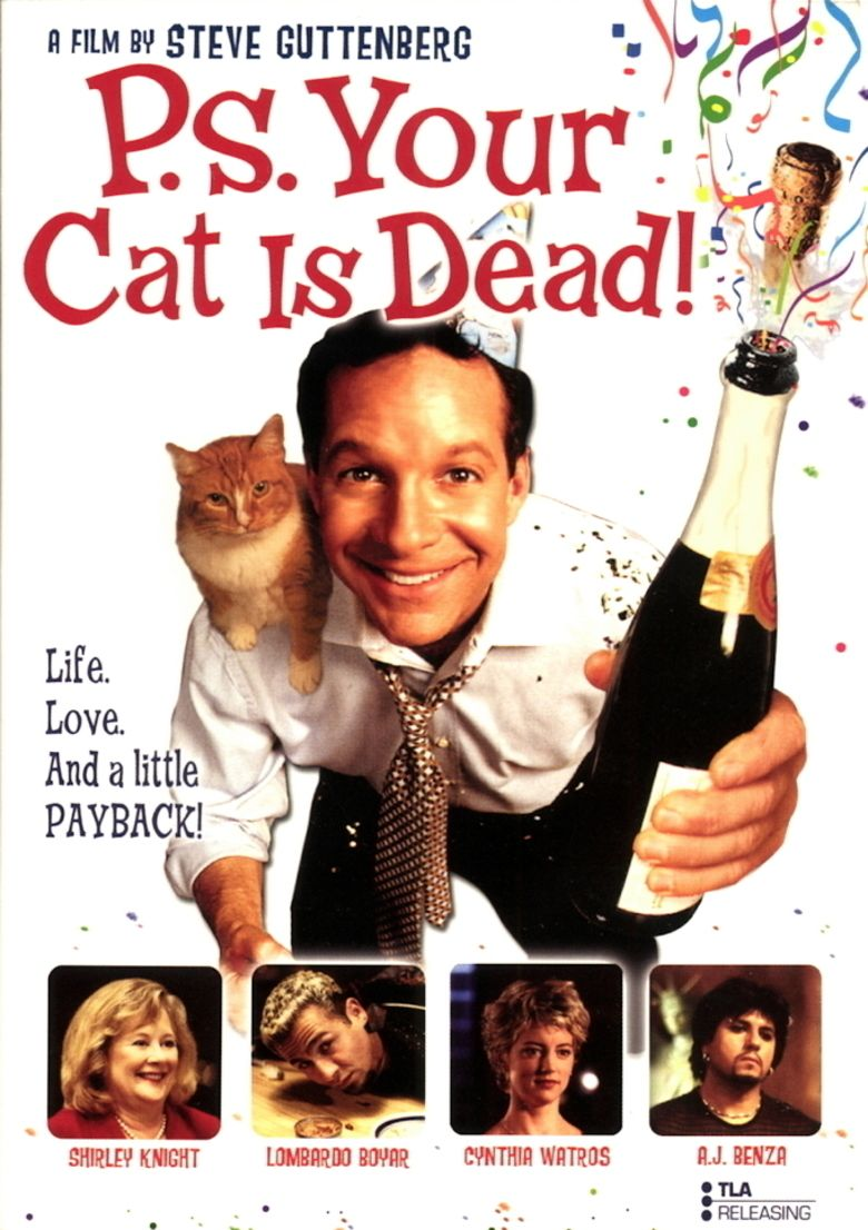 PS Your Cat Is Dead movie poster