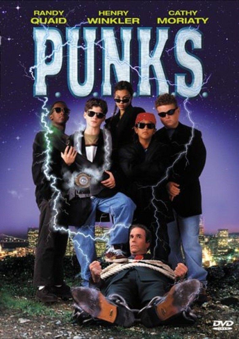 PUNKS movie poster