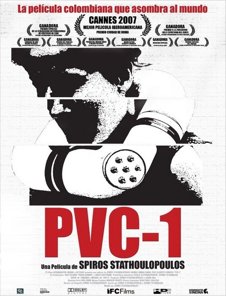 PVC 1 movie poster