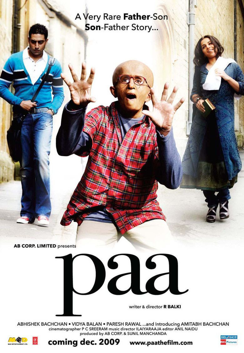 Paa (film) movie poster
