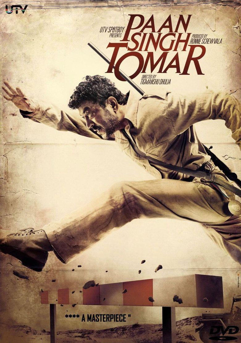 Paan Singh Tomar (film) movie poster