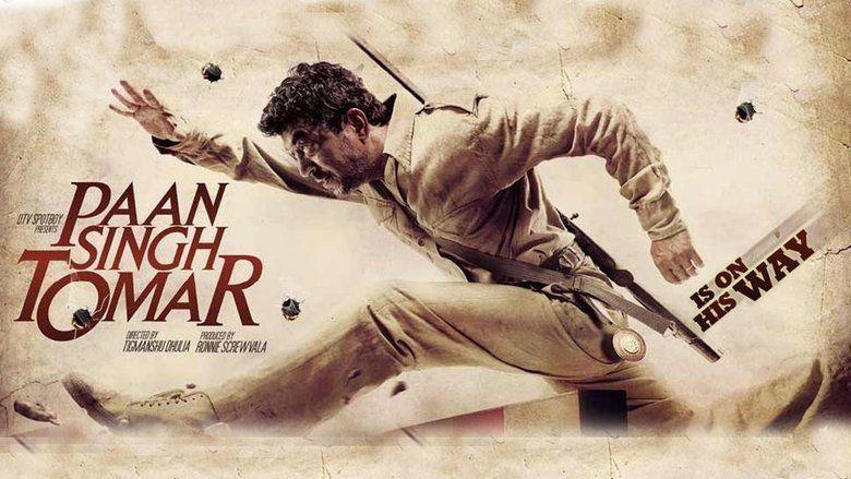 Paan Singh Tomar (film) movie scenes