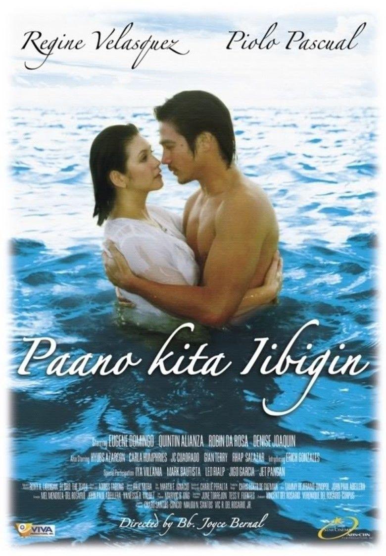 Paano Kita Iibigin movie poster