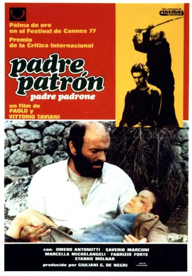 Padre Padrone movie poster