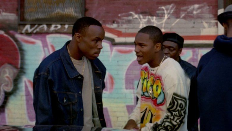 Paid in Full (2002 film) movie scenes