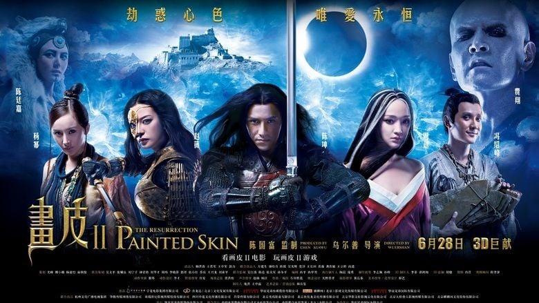 Painted Skin: The Resurrection movie scenes