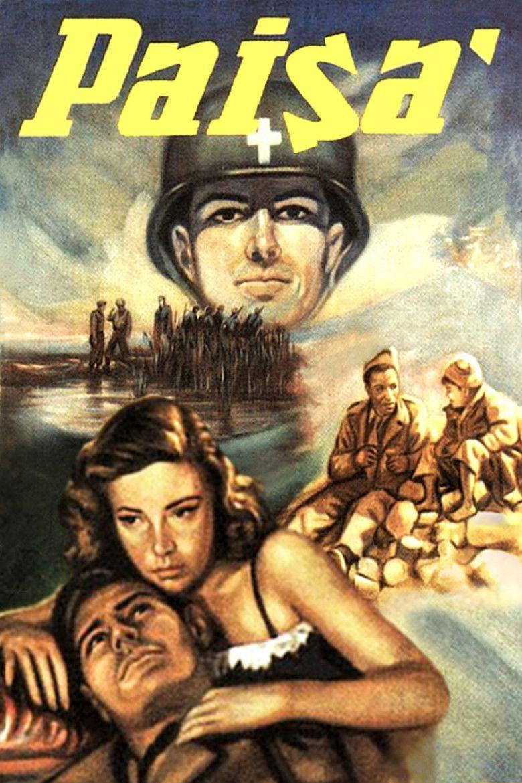 Paisan movie poster