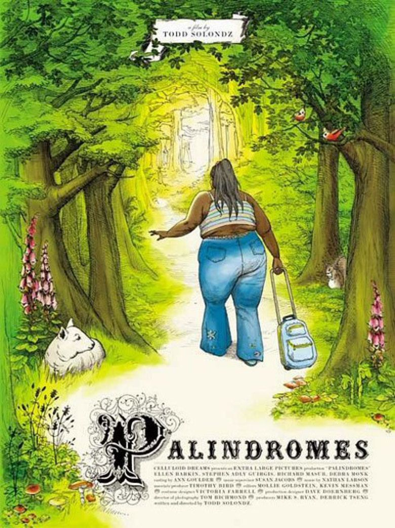 Palindromes (film) movie poster