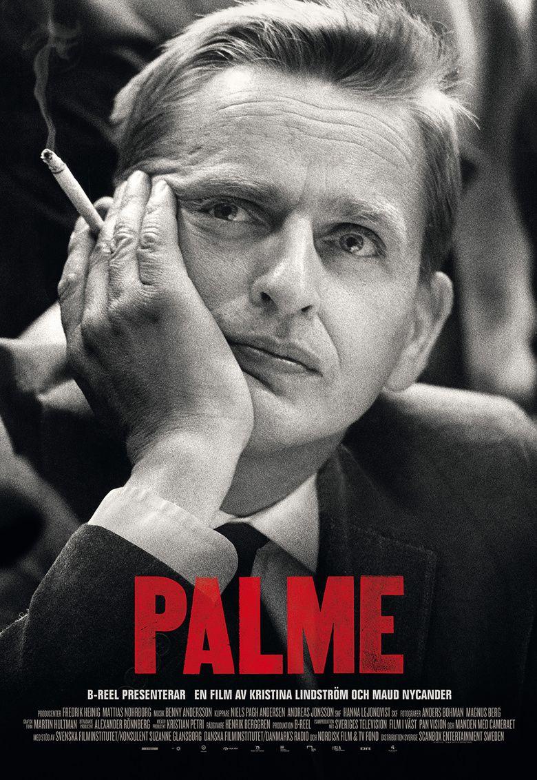 Palme (film) movie poster
