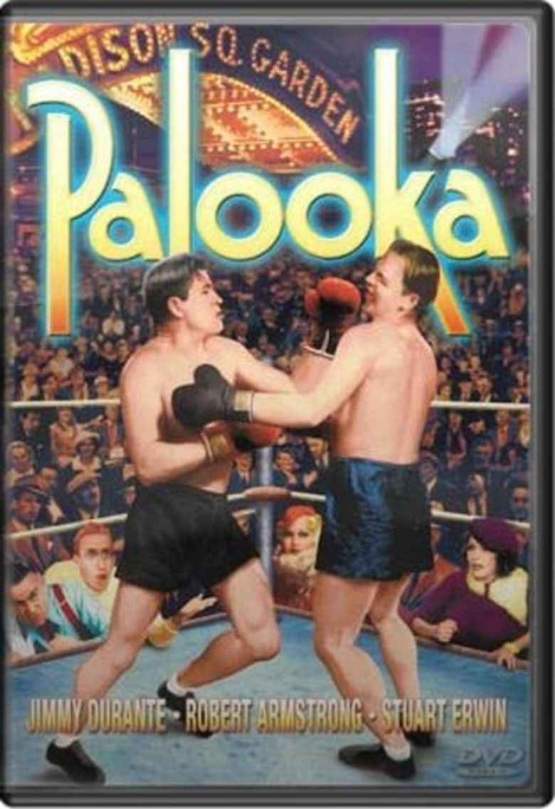Palooka (film) movie poster