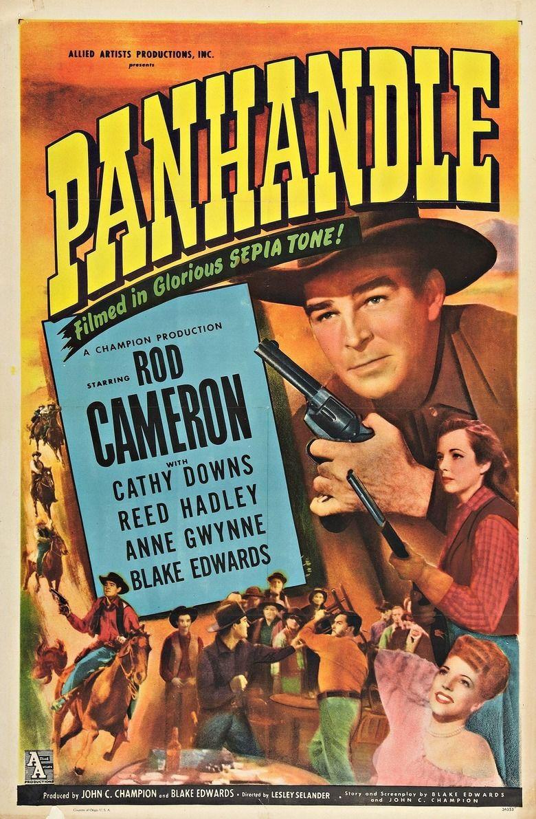 Panhandle (film) movie poster