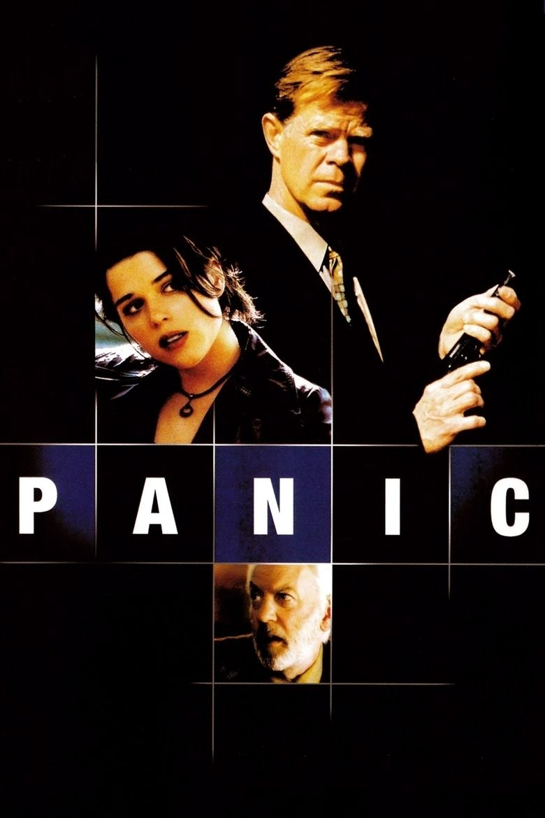 Panic (2000 film) movie poster