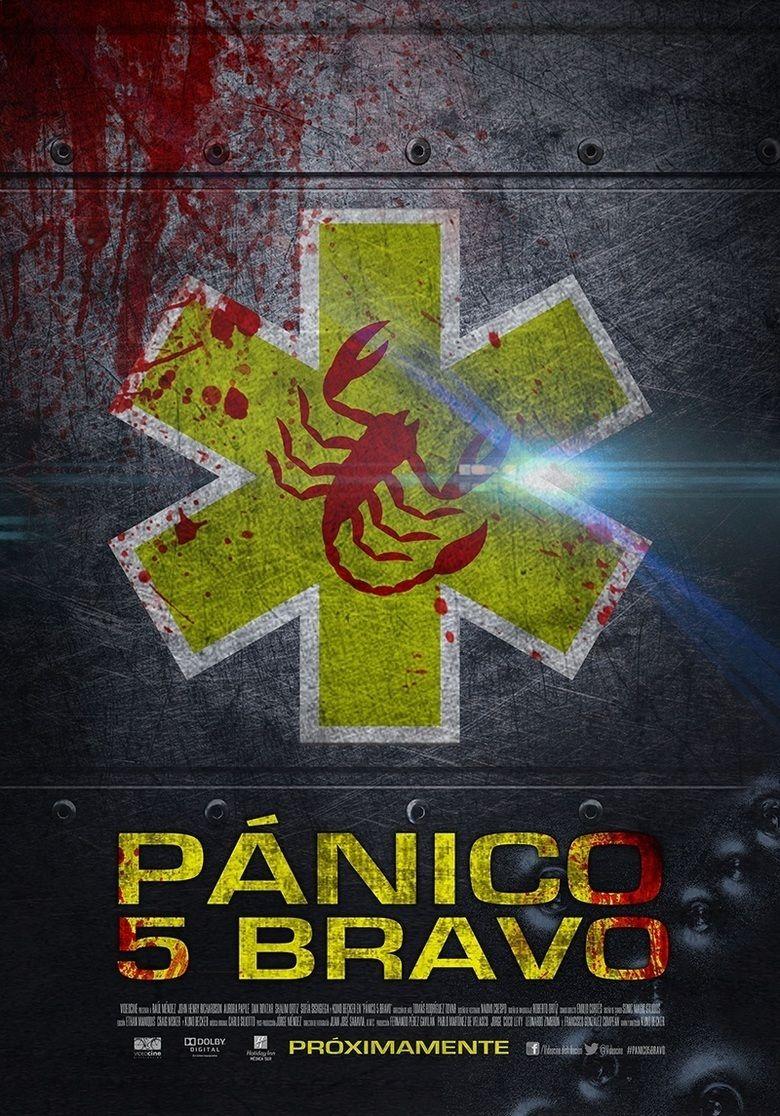 Panic 5 Bravo movie poster