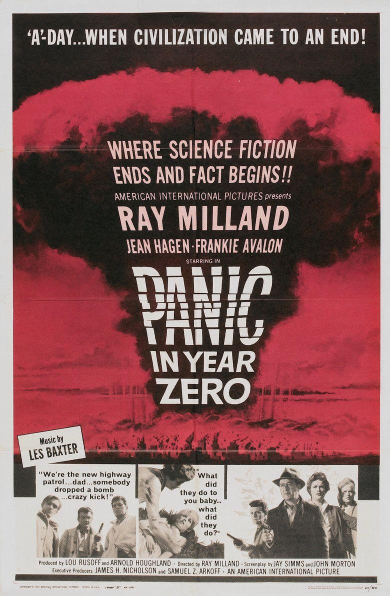 Panic in Year Zero! movie poster