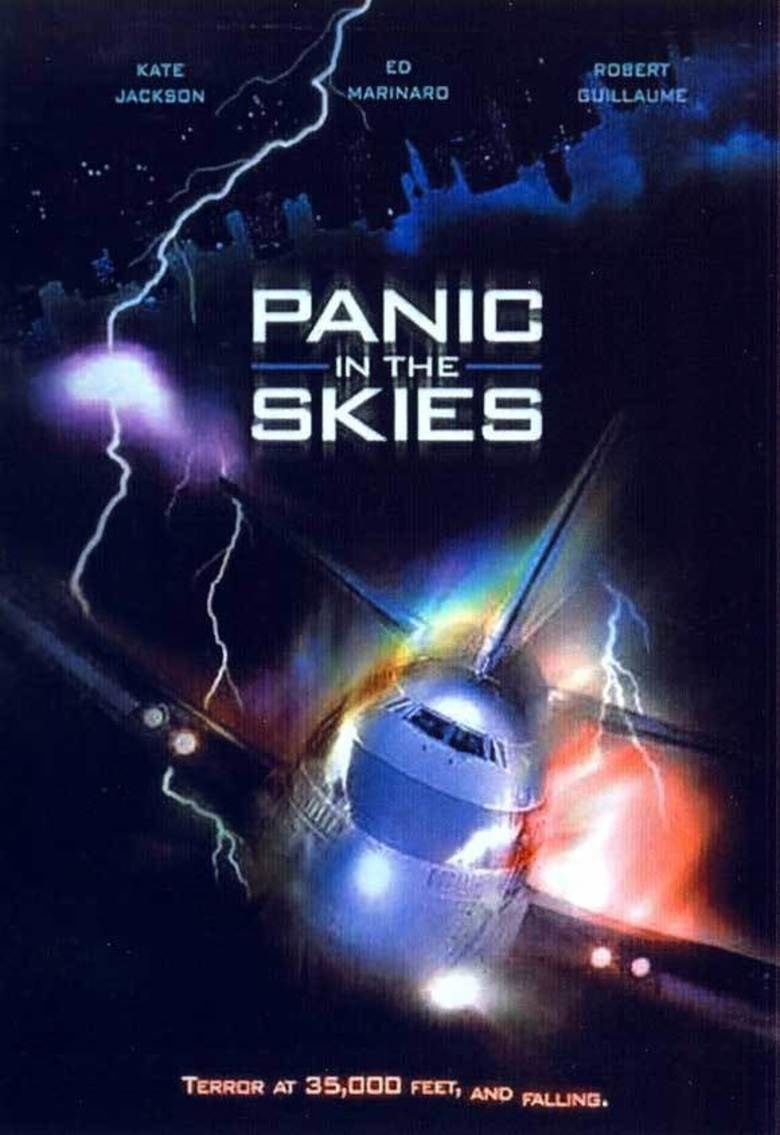 Panic in the Skies! movie poster