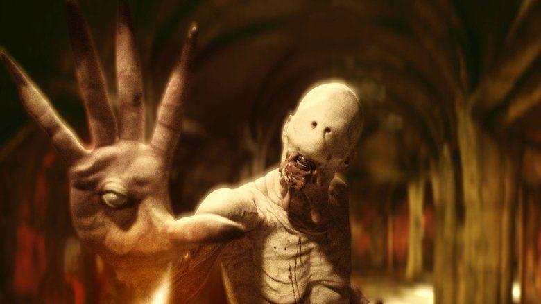 Pans Labyrinth movie scenes