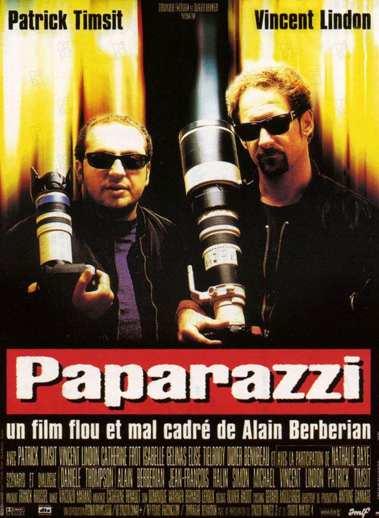 Paparazzi (1998 film) movie poster