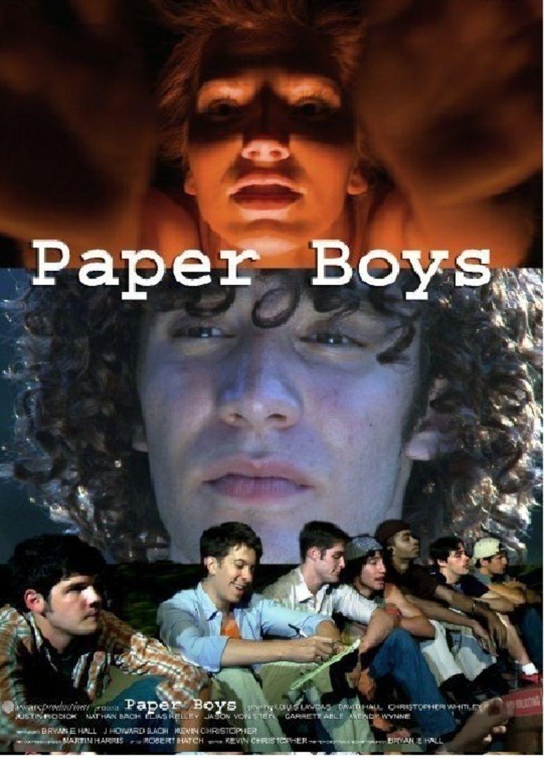 Paper Boys movie poster