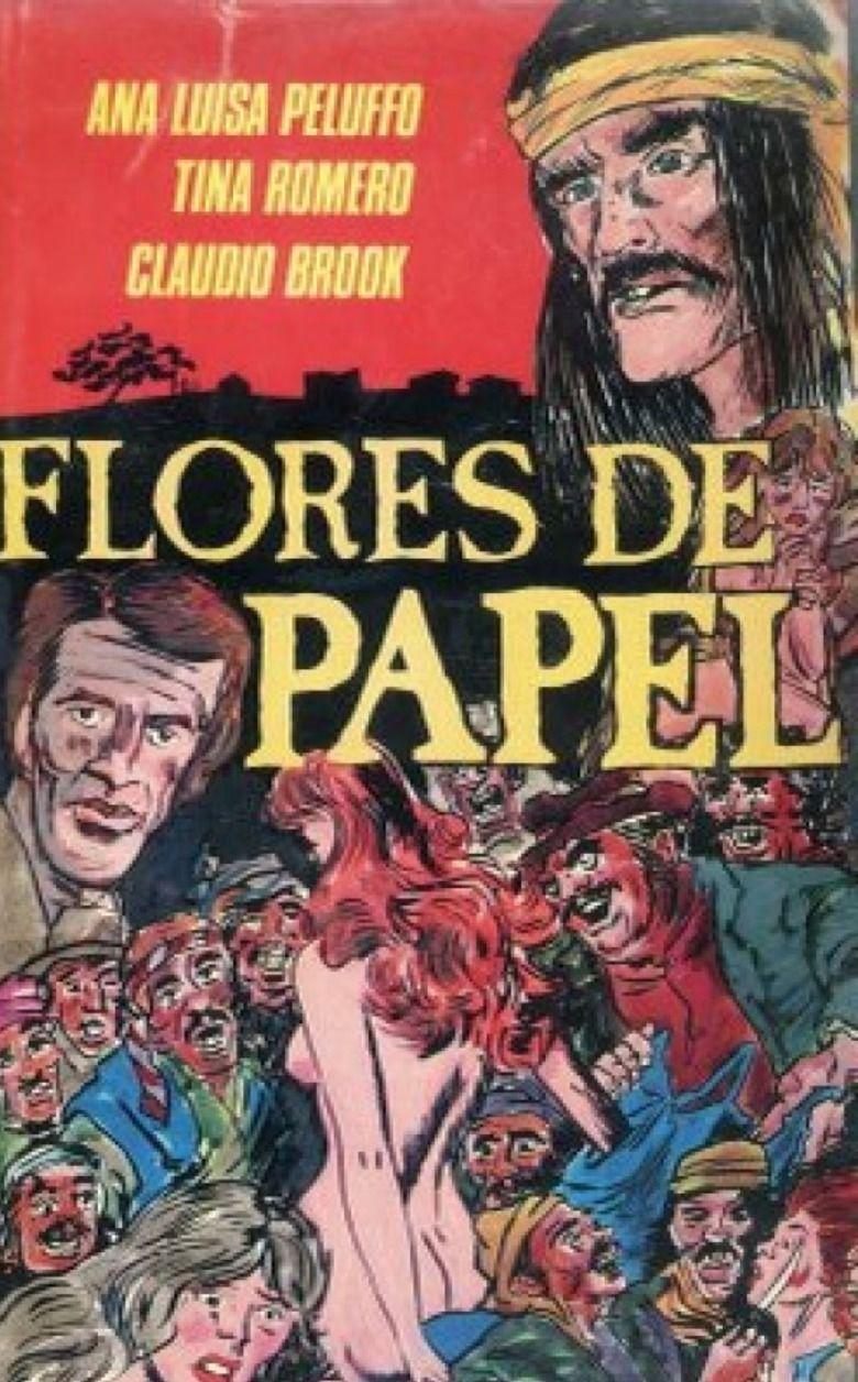 Paper Flowers (1977 film) movie poster