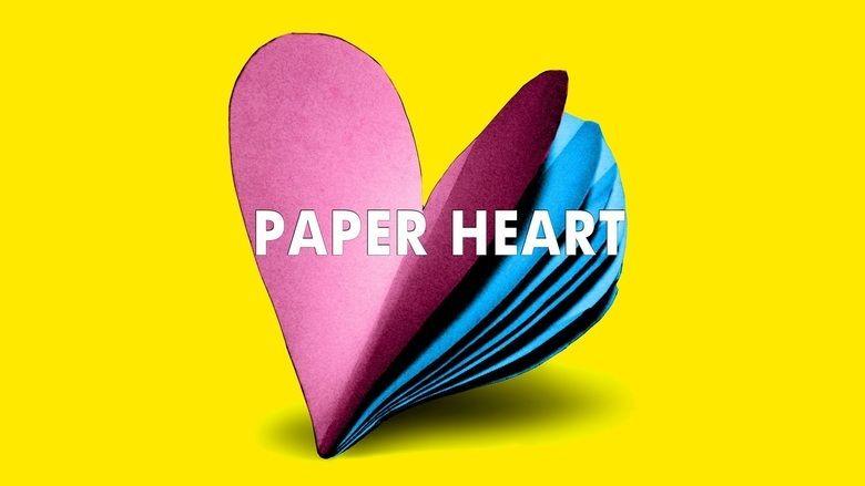 Paper Heart movie scenes