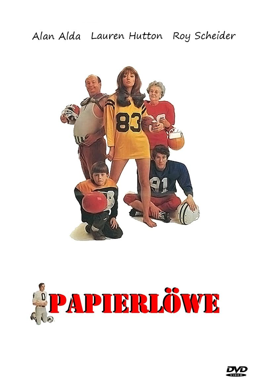 Paper Lion (film) movie poster