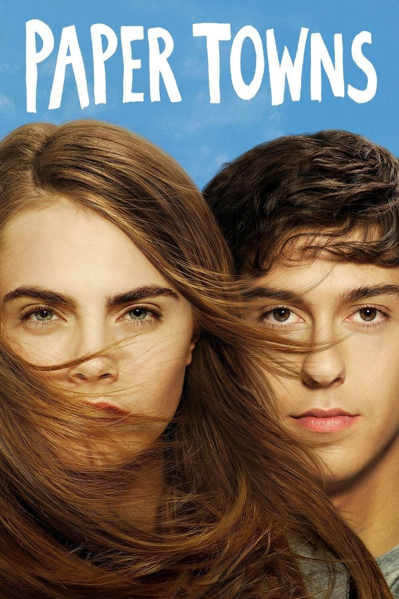 Paper Towns (film) movie poster