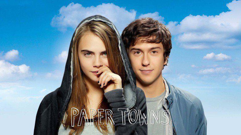 Paper Towns (film) movie scenes