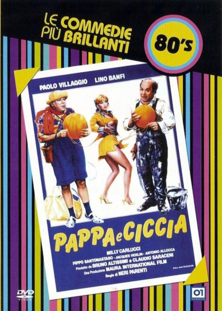 Pappa e ciccia movie poster