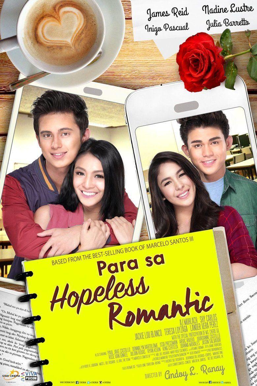 Para sa Hopeless Romantic movie poster