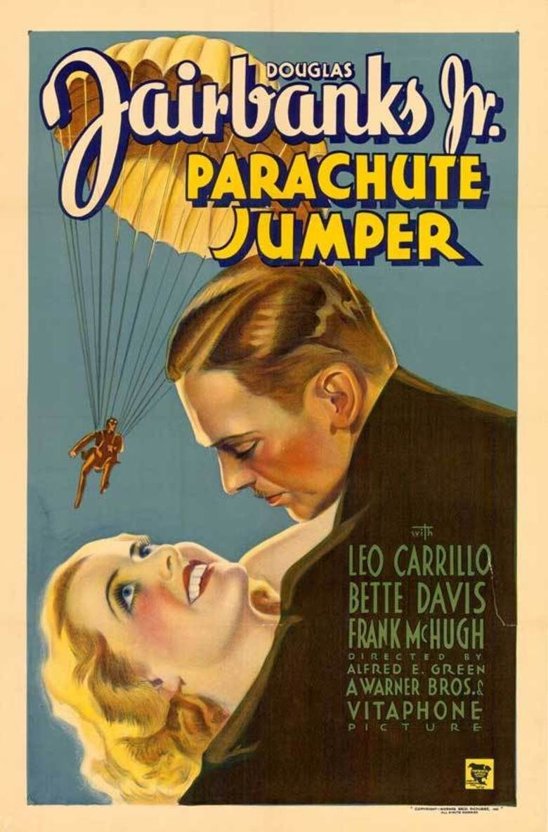 Parachute Jumper movie poster