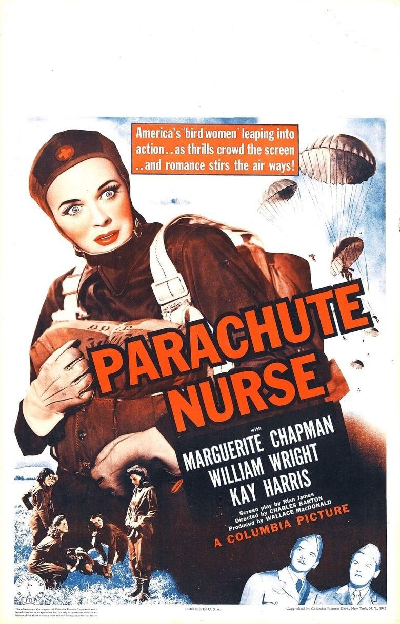 Parachute Nurse movie poster