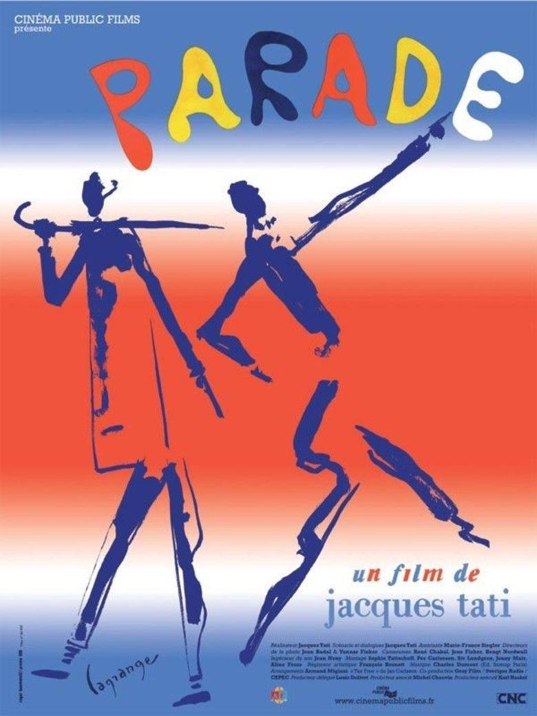 Parade (1974 film) movie poster