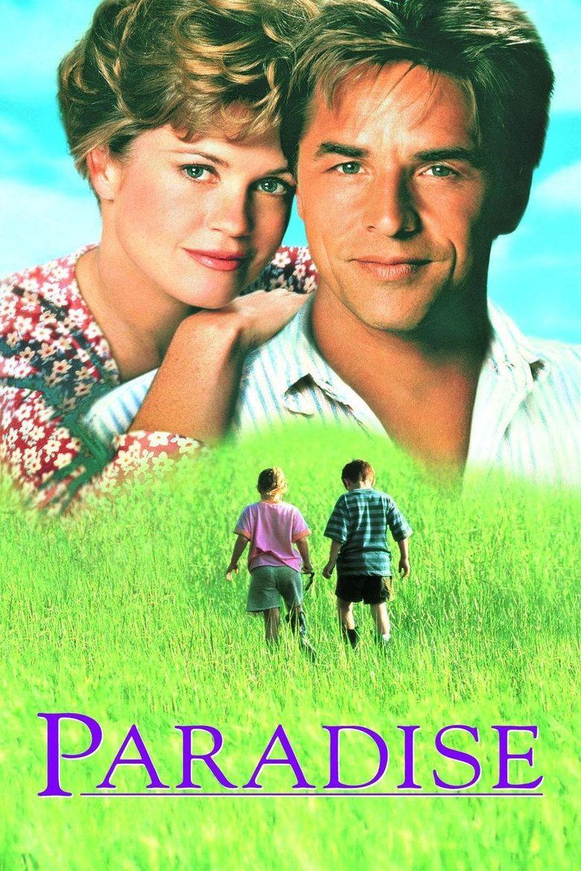 Paradise (1991 film) movie poster