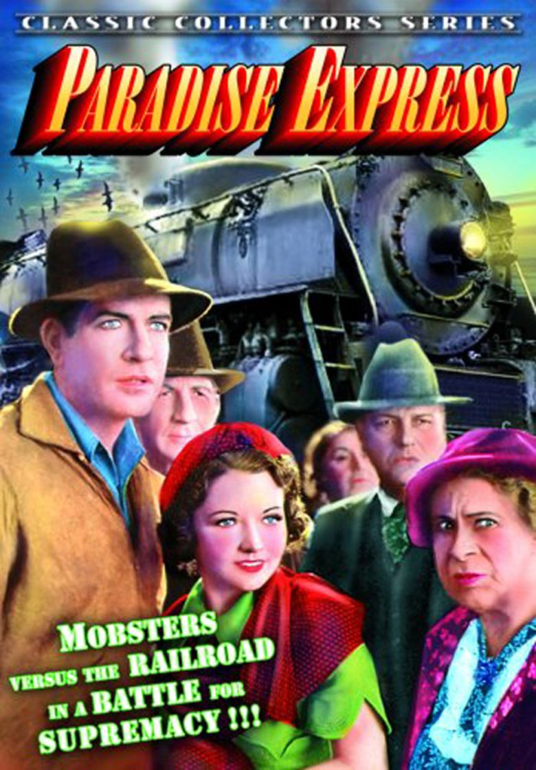 Paradise Express movie poster