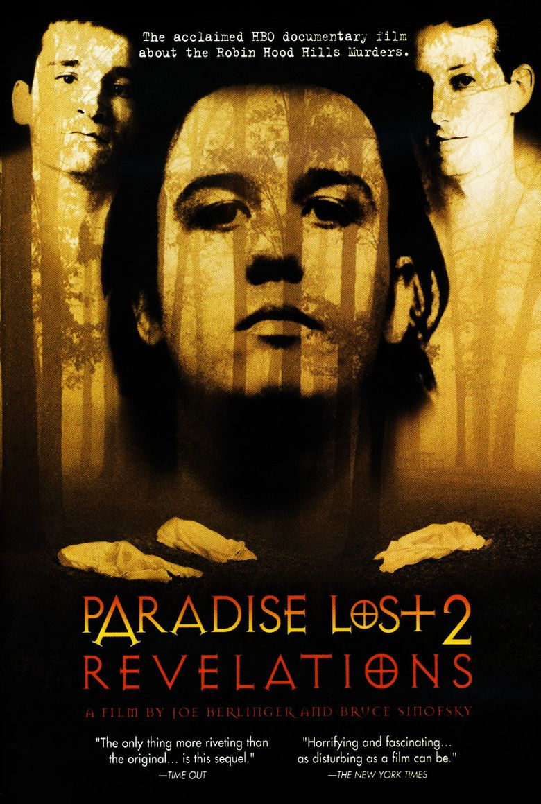 Paradise Lost 2: Revelations movie poster