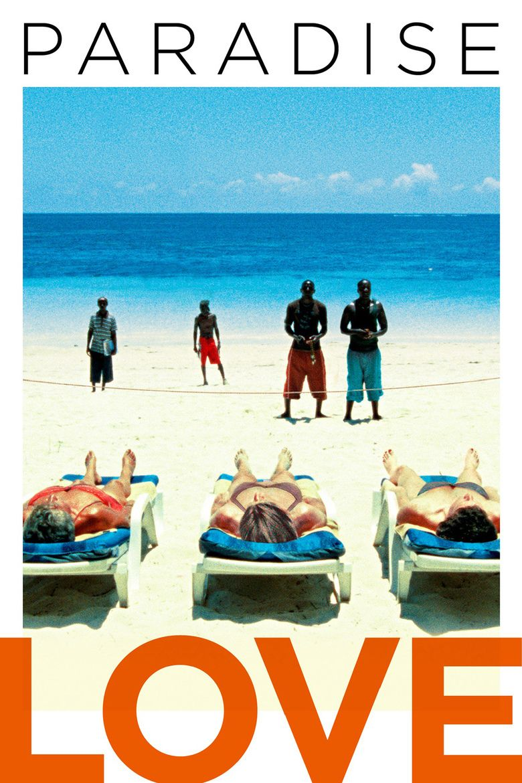 Paradise: Love movie poster