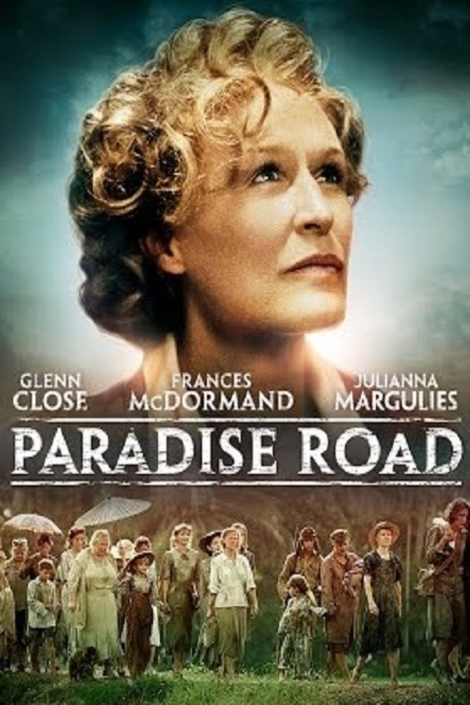 Paradise Road (1997 film) movie poster